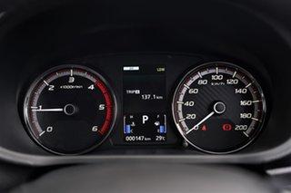 2020 Mitsubishi Triton MR MY21 GSR Double Cab Graphite Grey 6 Speed Sports Automatic Utility