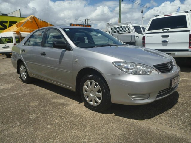 Used Toyota Camry ACV36R Altise Morayfield, 2004 Toyota Camry ACV36R Altise Silver 4 Speed Automatic Sedan