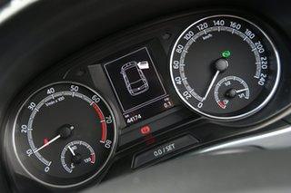2019 Skoda Fabia NJ MY19 81TSI DSG Blue 7 Speed Sports Automatic Dual Clutch Wagon