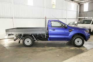 2016 Ford Ranger PX MkII XL Hi-Rider Blue 6 Speed Sports Automatic Cab Chassis