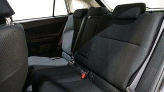 2013 Subaru Impreza G4 MY13 2.0i Lineartronic AWD Grey 6 Speed Constant Variable Hatchback