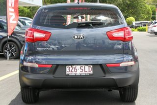 2011 Kia Sportage SL SI Blue 5 Speed Manual Wagon