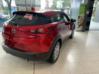 2020 Mazda CX-3 DK2W7A Maxx SKYACTIV-Drive FWD Sport Soul Red Crystal 6 Speed Sports Automatic Wagon