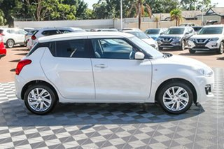 2020 Suzuki Swift AZ Series II GL Navigator Plus Pure White 1 Speed Constant Variable Hatchback