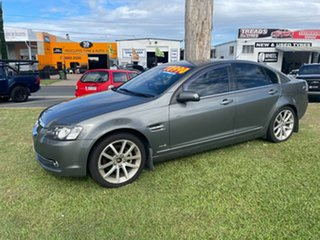 2010 Holden Calais VE II V Grey 6 Speed Sports Automatic Sedan.