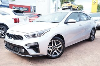 2019 Kia Cerato BD MY19 Sport Safety Pack Silver 6 Speed Automatic Hatchback.
