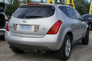 2007 Nissan Murano Z50 TI Silver 6 Speed Constant Variable Wagon