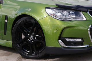 2016 Holden Commodore VF II MY16 SS V Jungle Green 6 Speed Manual Sedan