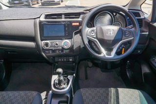 2016 Honda Jazz GF MY16 VTi Blue 5 Speed Manual Hatchback