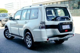 2019 Mitsubishi Pajero NX MY20 GLX White 5 Speed Sports Automatic Wagon.