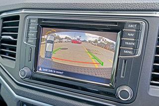 2016 Volkswagen Amarok 2H MY17 TDI550 4MOTION Perm Ultimate Ravenna Bl 8 Speed Automatic Utility