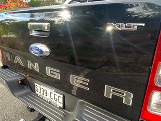 2020 Ford Ranger PX MkIII 2020.7 XLT Shadow Black 10 Speed SMF Double Cab Pick Up