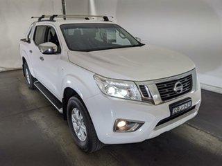 2015 Nissan Navara D23 ST 4x2 White 7 Speed Sports Automatic Utility.