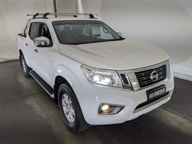 Used Nissan Navara D23 ST 4x2 Maryville, 2015 Nissan Navara D23 ST 4x2 White 7 Speed Sports Automatic Utility