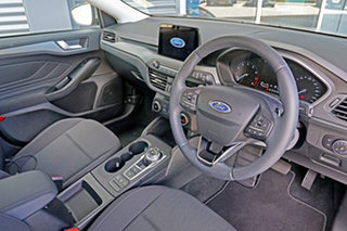 2019 Ford Focus SA 2020.25MY Trend Moondust Silver 8 Speed Automatic Hatchback