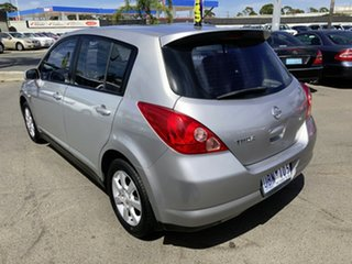 2006 Nissan Tiida C11 ST Silver 6 Speed Manual Hatchback