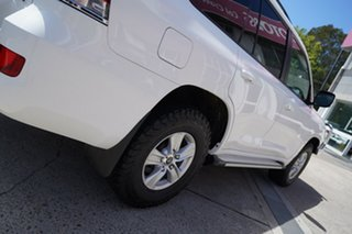 2016 Toyota Landcruiser VDJ200R GXL White 6 Speed Sports Automatic Wagon