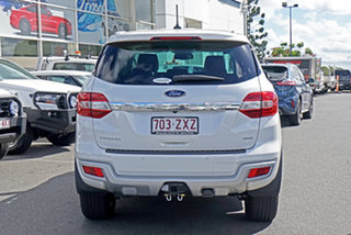 2020 Ford Everest UA II 2020.75MY Trend Alabaster White 10 Speed Sports Automatic SUV
