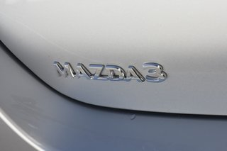 2020 Mazda 3 BP2S76 G20 SKYACTIV-MT Evolve Silver 6 Speed Manual Sedan