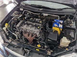 2003 Mazda 323 BJ II-J48 Astina Black 5 Speed Manual Hatchback