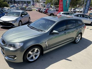 2016 Holden Commodore VF II SV6 Grey 6 Speed Automatic Sportswagon