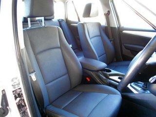 2011 BMW X1 E84 MY0911 sDrive18i Steptronic White 6 Speed Sports Automatic Wagon