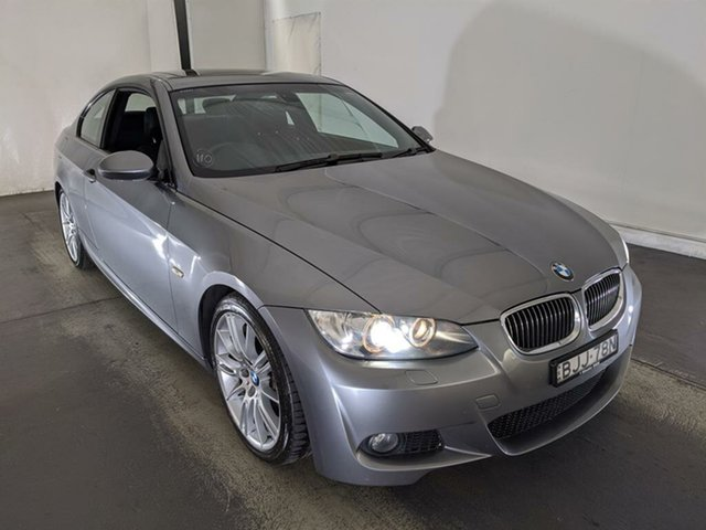 Used BMW 3 Series E92 MY08 323i Steptronic Maryville, 2007 BMW 3 Series E92 MY08 323i Steptronic Grey 6 Speed Sports Automatic Coupe