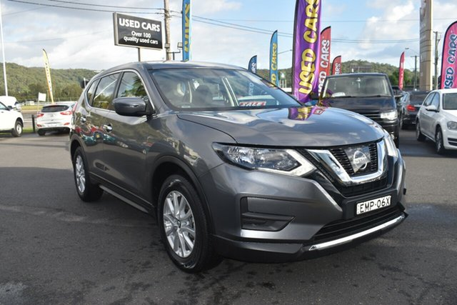 Used Nissan X-Trail T32 Series II ST X-tronic 4WD Gosford, 2019 Nissan X-Trail T32 Series II ST X-tronic 4WD Grey 7 Speed Constant Variable Wagon