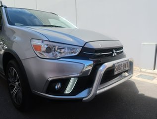 2018 Mitsubishi ASX XC MY18 LS 2WD Grey 1 Speed Constant Variable Wagon