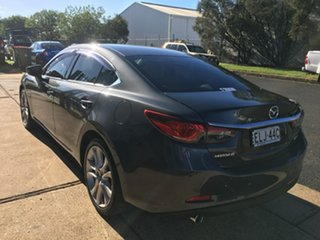 2013 Mazda 6 GJ GT Grey Sports Automatic