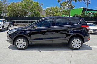 2016 Ford Kuga TF MY16.5 Ambiente 2WD Shadow Black 6 Speed Sports Automatic Wagon