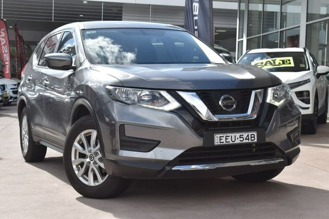 Used Nissan X-Trail T32 Series II ST X-tronic 2WD Blacktown, 2019 Nissan X-Trail T32 Series II ST X-tronic 2WD Gun Metallic 7 Speed Constant Variable Wagon