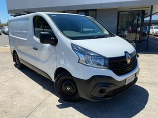 2015 Renault Trafic X82 66KW Low Roof SWB White 6 Speed Manual Van