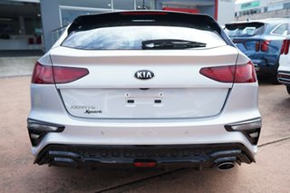 2019 Kia Cerato BD MY19 Sport Safety Pack Silver 6 Speed Automatic Hatchback