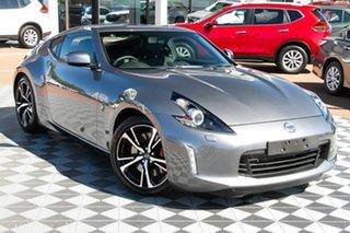 2020 Nissan 370Z Z34 MY20 Gun Metallic 7 Speed Sports Automatic Coupe.