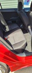 2010 Mitsubishi Lancer CJ MY11 ES Red 5 Speed Manual Sedan