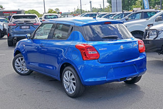 2020 Suzuki Swift AZ Series II GL Navigator Plus Speedy Blue 1 Speed Constant Variable Hatchback.