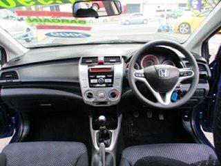 2008 Honda City IVTEC VTi Blue 5 Speed Manual Sedan