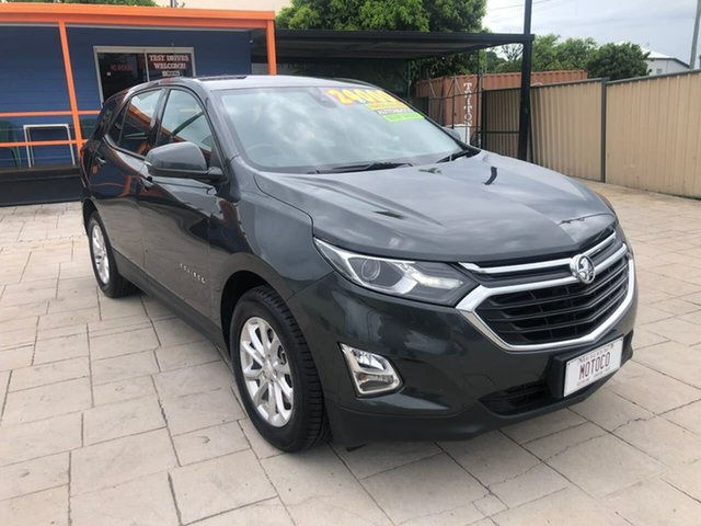 Used Holden Equinox EQ MY18 LS+ FWD Mundingburra, 2019 Holden Equinox EQ MY18 LS+ FWD Grey 6 Speed Sports Automatic Wagon