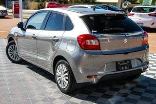2020 Suzuki Baleno EW Series II GL Silver 4 Speed Automatic Hatchback.