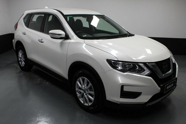 Used Nissan X-Trail T32 Series II ST X-tronic 4WD Hamilton, 2019 Nissan X-Trail T32 Series II ST X-tronic 4WD White 7 Speed Constant Variable Wagon