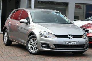 2017 Volkswagen Golf VII MY17 92TSI DSG Trendline Grey 7 Speed Sports Automatic Dual Clutch.