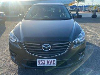 2014 Mazda CX-5 KE1071 MY14 Maxx SKYACTIV-Drive Sport Brown 6 Speed Sports Automatic Wagon