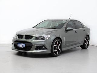 2013 Holden Special Vehicles ClubSport Gen F R8 Grey 6 Speed Manual Sedan.