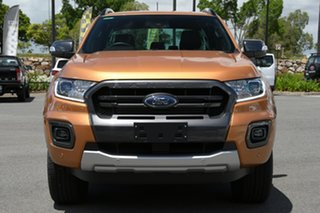 2020 Ford Ranger PX MkIII 2020.25MY Wildtrak Orange 10 Speed Sports Automatic Double Cab Pick Up