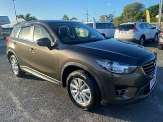 2014 Mazda CX-5 KE1071 MY14 Maxx SKYACTIV-Drive Sport Brown 6 Speed Sports Automatic Wagon.