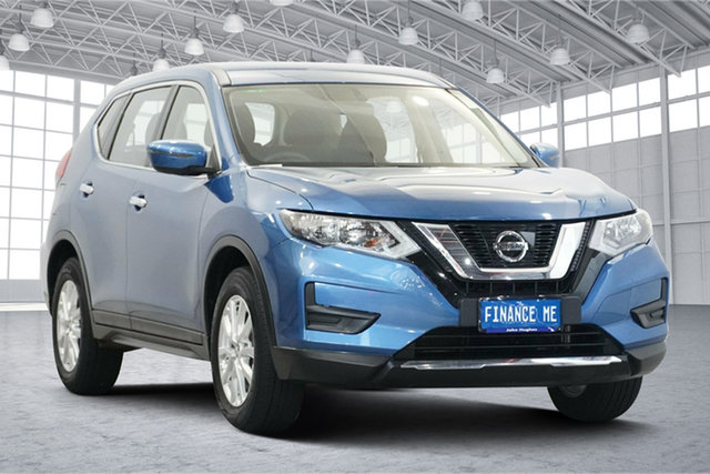 Used Nissan X-Trail T32 Series II ST X-tronic 4WD Victoria Park, 2019 Nissan X-Trail T32 Series II ST X-tronic 4WD Blue 7 Speed Constant Variable Wagon