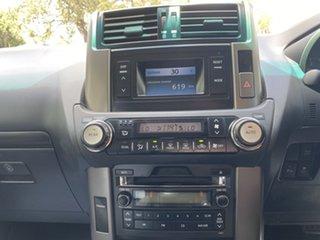 2011 Toyota Landcruiser Prado KDJ150R GXL (4x4) Dark Furnace 5 Speed Sequential Auto Wagon
