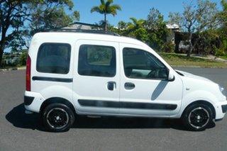 2007 Renault Kangoo F76 MY07 White 4 Speed Automatic Van.