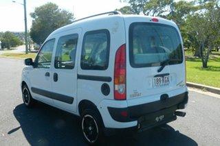 2007 Renault Kangoo F76 MY07 White 4 Speed Automatic Van
